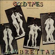 Click here for more info about 'The Lambrettas - Good Times'