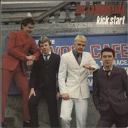Click here for more info about 'The Lambrettas - Kick Start'