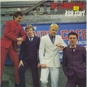 The Lambrettas Kick Start UK vinyl LP