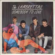 Click here for more info about 'The Lambrettas - Somebody To Love'