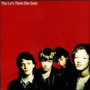 Click here for more info about 'The La's - There She Goes - EX'
