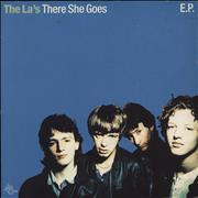 Click here for more info about 'The La's - There She Goes EP'