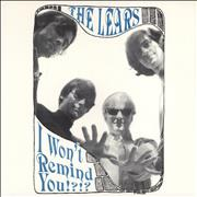 Click here for more info about 'The Lears - I Won't Remind You'