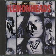 Click here for more info about 'Come On Feel The Lemonheads - Fully Autographed'