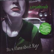 Click here for more info about 'It's A Shame About Ray - stickered p/s'
