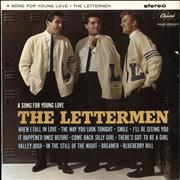 Click here for more info about 'The Lettermen - A Song For Young Love'