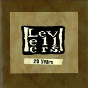Click here for more info about 'The Levellers - 20 Years - Commemorative Booklet'