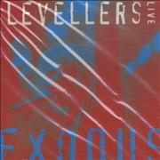 Click here for more info about 'The Levellers - Exodus - Live EP'