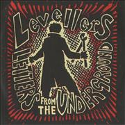 Click here for more info about 'The Levellers - Letters From The Underground'