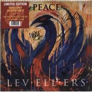 Click here for more info about 'The Levellers - Peace - Blue Splattered Vinyl + Bonus 7