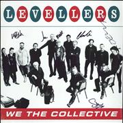 Click here for more info about 'The Levellers - We The Collective - Green Vinyl + Autographed - Sealed'