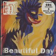 Click here for more info about 'The Levellers - What A Beautiful Day'