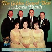 Click here for more info about 'The Lewis Family - The Golden Gospel Best'