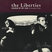 Click here for more info about 'The Liberties - Colour Of My Car EP'