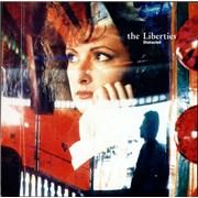 The Liberties Distracted UK vinyl LP