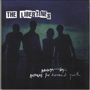 Click here for more info about 'The Libertines - Anthems For Doomed Youth - Sealed'