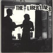 Click here for more info about 'The Libertines CD + PR'