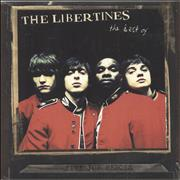 Click here for more info about 'The Libertines - Time For Heroes: The Best Of The Libertines - Red Vinyl + Sealed'