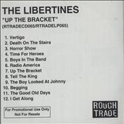 Click here for more info about 'The Libertines - Up The Bracket - 12 tracks'
