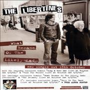 Click here for more info about 'The Libertines - What Became Of The Likely Lads'