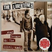 Click here for more info about 'The Libertines - What Became Of The Likely Lads - CD1'