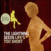 Click here for more info about 'The Lightning Seeds - Life's Too Short - CD2'