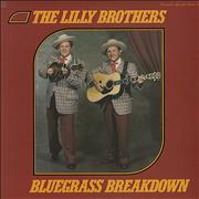 Click here for more info about 'The Lilly Brothers - Bluegrass Breakdown'