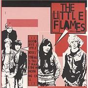 """The Little Flames Goodbye Little Rose UK 7"""" vinyl"""