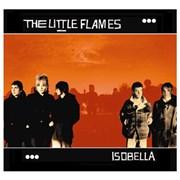 The Little Flames Isobella UK CD single