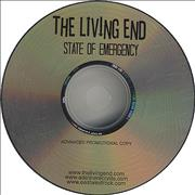 Click here for more info about 'The Living End - State Of Emergency'