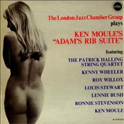 Click here for more info about 'The London Jazz Chamber Group - Ken Moule's 'Adam's Rib Suite''