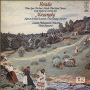 Click here for more info about 'The London Philharmonic Orchestra - Borodin; Mussorgsky'