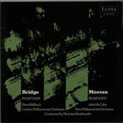Click here for more info about 'The London Philharmonic Orchestra - Bridge: Phantasm / Moeran: Rhapsody'