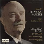 Click here for more info about 'The London Philharmonic Orchestra - Elgar: The Music Makers / Parry: Blest Pair of Sirens'