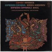 Click here for more info about 'The London Philharmonic Orchestra - España / Capriccio Espagnol / Rapsodie Espagnole'