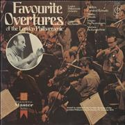 Click here for more info about 'The London Philharmonic Orchestra - Favourite Overtures Of The London Philharmonic'