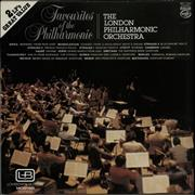 Click here for more info about 'The London Philharmonic Orchestra - Favourites Of The Philharmonic'