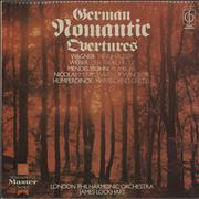 Click here for more info about 'The London Philharmonic Orchestra - German Romantic Overtures'