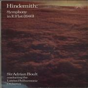 Click here for more info about 'The London Philharmonic Orchestra - Hindemith: Symphony In E Flat'
