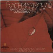 Click here for more info about 'The London Philharmonic Orchestra - Rachmaninov: Piano Concerto No 3 In D Minor'