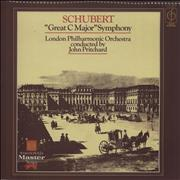 Click here for more info about 'The London Philharmonic Orchestra - Schubert: Great C Major'