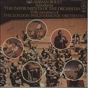 Click here for more info about 'The London Philharmonic Orchestra - Sir Adrian Boult Introduces The Instruments Of The Orchestra'
