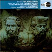 Click here for more info about 'The London Philharmonic Orchestra - The Perfect Fool / The Wise Virgins / Horoscope'