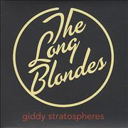 Click here for more info about 'The Long Blondes - Giddy Stratospheres'