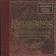 Click here for more info about 'The Lord Of The Rings - The Lord Of The Rings: The Fellowship Of The Rings - The Complete Recordings'