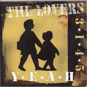 Click here for more info about 'The Lovers [Indie] - Yeah - Yellow'