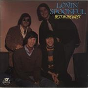 Click here for more info about 'The Lovin' Spoonful - Best In The West'
