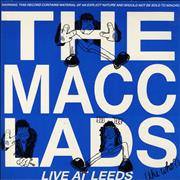 Click here for more info about 'The Macc Lads - Live At Leeds [The Who?]'