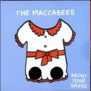Click here for more info about 'The Maccabees - About Your Dress'