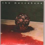 Click here for more info about 'The Maccabees - The 'Marks To Prove It' Singles'